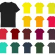 Stock Photo: T-shirts