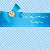 Baby-dusche — Stockvektor