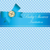 Baby shower — Stock vektor