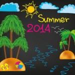 Summer — Stock Vector #45354765