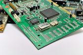 Microcircuit — Stock Photo