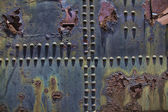 Rusted metal — Stock Photo