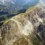 Aerial view of mountainous area — Stock Photo #24261033