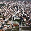 Royalty-Free Stock Photo: City of Kilkis, Greece, aerial