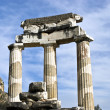 Stock Photo: Tholos Temple, Sanctuary of Athena, Delphi, Greece