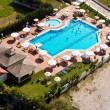 Swimming pool, aerial view — Stock Photo #24265919