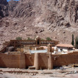 St. Catherine Orthodox Monastery, Sinai, Egypt — Stock Photo #24266707