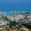 Kos town, Greece, aerial view — Stock Photo #24269049