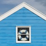 Beach Huts at Southwold — Stock Photo #25407677