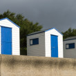 Beach Huts at Southwold — Stock Photo #25409669