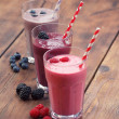 Fruit smoothies — Stock Photo #32880677