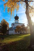 假设在普斯科夫圣母大教堂 — 图库照片