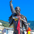 Bronze statue of Freddie Mercury. — Stock Photo #47069011