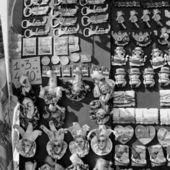 Italia. imanes de souvenirs turísticos venecia — Foto de Stock