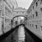 Italy. Venice. Bridge of Sighs. — Stock Photo