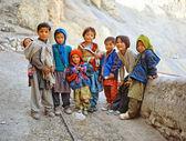 Himalaya. Tibet. Spiti Valley. Dhankar Gompa. — Stock Photo