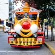 Tourist train, San Carlos de Bariloche, Argentina — Stock Photo
