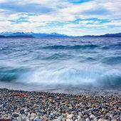 Bariloche Lake, Argentina. — Stock Photo