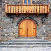 Municipalidad de San Carlos de Bariloche, Rio Negro Province, Ar — Stock Photo