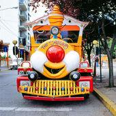 Tren turístico, san carlos de bariloche, argentina — Foto de Stock