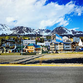 Ushuaia city, Argentina — Stock Photo