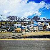 Ushuaia city, Argentina — Stock Photo