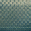Checker pattern in leather, full frame — Stock Photo