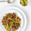 Beef stirfry — Stock Photo #33263053