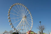 Ferris wheel — Stok fotoğraf