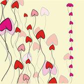чувства любви — Cтоковый вектор