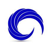 Design a new company logo — Stock Vector