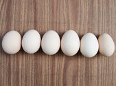 Fondo de huevo — Foto de Stock