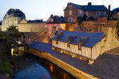 Veřejných prací v vannes, francie — Stock fotografie