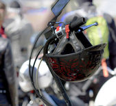 Helmet — Stock Photo