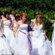 ������, ������: The parade of brides