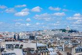 Sacre coer, parijs — Stockfoto