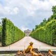 Flora fountain in Versailles Palace garden, France — Stock Photo