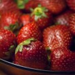 Red ripe strawberries — ストック写真 #26507903