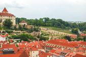 Cityscape of Prague — Stock Photo