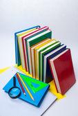 Książki — Zdjęcie stockowe
