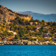 Ancient city in Kekova — Stock Photo