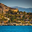 Ancient city in Kekova — Stock Photo #34349855