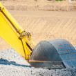 Excavator bucket — Stock Photo #34349939