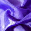 Purple textured fabric background — Stock Photo