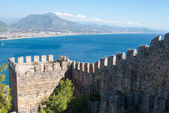 Castle of Alanya — Foto de Stock