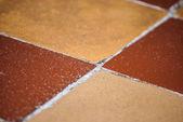 Square tile — Stock Photo