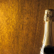 Bottle of champagne — Stock Photo #38878099