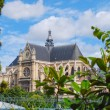 Stock Photo: Eglise Saint-Eustache church, Paris, France