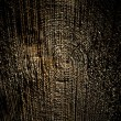 Stock Photo: Wood damaged by bark beetle