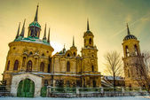 Neogothic church — Stock Photo